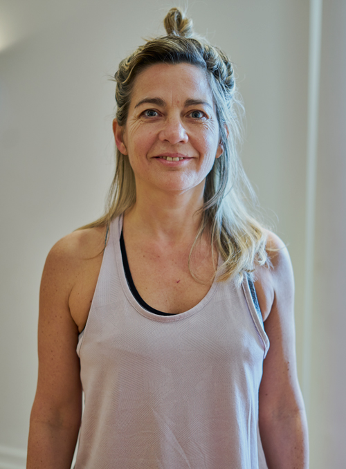 Claire Dauncey At Body Bliss Yoga In Leigh-on-Sea, Essex