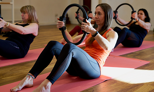 Diploma in Teaching Pilates In Leigh-on-Sea, Essex