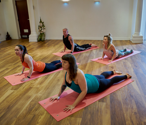 Hot Yoga Flow In Leigh-on-Sea, Essex