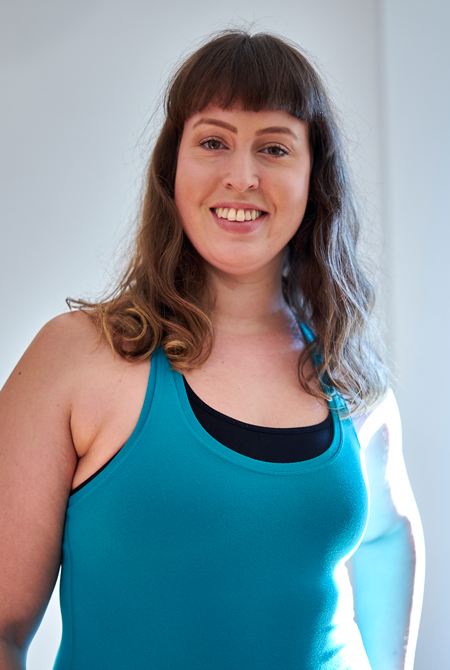 Lauren Burles At Body Bliss Yoga In Leigh-on-Sea, Essex