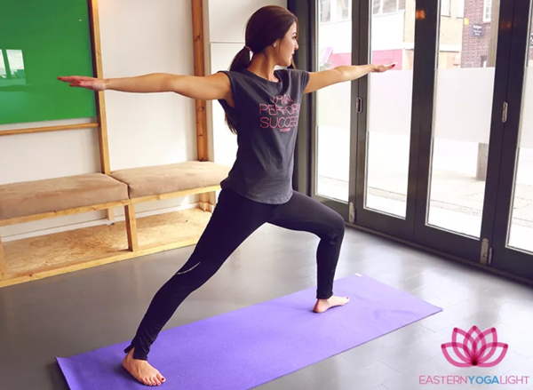 Lisa Matthews Graduate At Body Bliss Yoga In Leigh-on-Sea, Essex